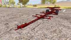 Bale trailer for Farming Simulator 2013
