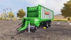 BERGMANN Shuttle 900 K v2.5 for Farming Simulator 2013