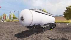 Tanker Kogel milk and water for Farming Simulator 2013