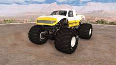 CRD Monster Truck v1.06 for BeamNG Drive