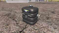 Weight Deutz-Fahr for Farming Simulator 2013