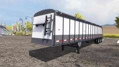 Cornhusker trailer v2.0 for Farming Simulator 2013