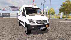 Mercedes-Benz Sprinter 311 CDI (Br.906) for Farming Simulator 2013