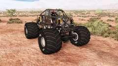 CRD Monster Truck v1.08 for BeamNG Drive