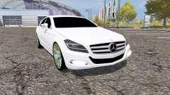 Mercedes-Benz CLS 350 CDI (C218) for Farming Simulator 2013