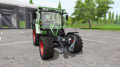 Fendt 380 GTA Turbo for Farming Simulator 2017