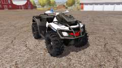 Polaris Sportsman 4x4 for Farming Simulator 2013