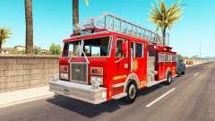 Emergency vehicles USA traffic