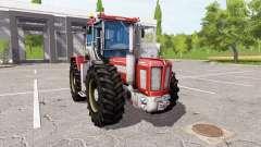 Schluter Super-Trac 2500 VL for Farming Simulator 2017