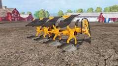 MORO Aratri Raptor QRV 20A v2.0 for Farming Simulator 2015