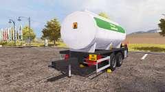Trailer diesel v2.0 for Farming Simulator 2013