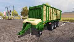Krone ZX 550 GD v1.1 for Farming Simulator 2013