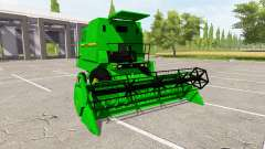 SLC-John Deere 7500 Turbo for Farming Simulator 2017