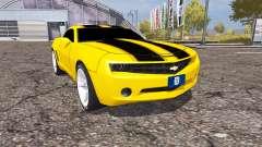 Chevrolet Camaro for Farming Simulator 2013