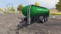 Krampe manure tank for Farming Simulator 2013