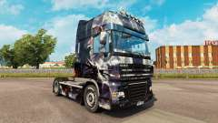 Skin Fantasy Disturbed for tractor DAF