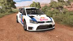 Volkswagen Polo R WRC v2.0 for BeamNG Drive