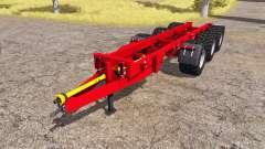 Hawe WPS 32 T v2.0 for Farming Simulator 2013