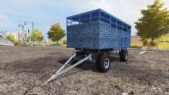 Livestock trailer for Farming Simulator 2013