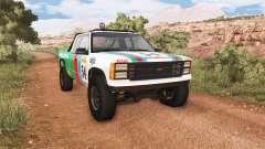 Gavril D-Series baja racer custom v0.6.6 for BeamNG Drive