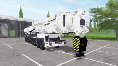 Liebherr LTM 11200-9.1 Terex for Farming Simulator 2017