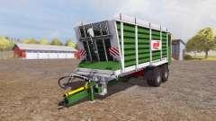BRIRI Silo-Trans 38 v1.1 for Farming Simulator 2013