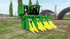 John Deere 9965 v1.1 for Farming Simulator 2017