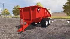 Beco Super 1200 for Farming Simulator 2013