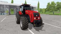 Belarusian 3522 for Farming Simulator 2017