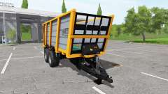 Kaweco PullBox 8000H for Farming Simulator 2017