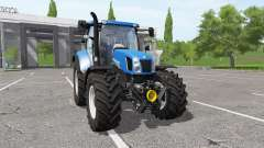 New Holland T6.155 for Farming Simulator 2017