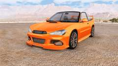 Hirochi Sunburst Sport RS for BeamNG Drive