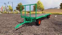 Aguas-Tenias PGRAT for Farming Simulator 2013