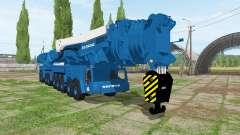 Liebherr LTM 11200-9.1 Sarens for Farming Simulator 2017