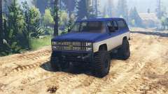 Chevrolet Suburban 1982 v2.0 for Spin Tires