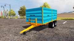 Rolland BH 80 for Farming Simulator 2013