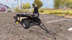 Hook lift trailer for Farming Simulator 2013