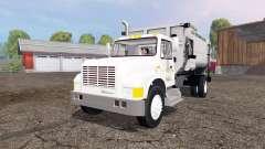 International 4700 1991 feed truck v2.0