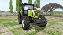 CLAAS Arion 640 for Farming Simulator 2017