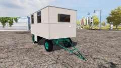 Pausenwagen v1.5 for Farming Simulator 2013
