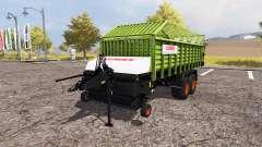 CLAAS Quantum 3800 KK v1.2 for Farming Simulator 2013