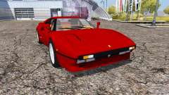 Ferrari 288 GTO for Farming Simulator 2013