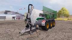 JOSKIN Euroliner 25000 TRS v3.0 for Farming Simulator 2013