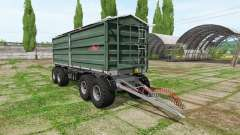 Fliegl DDK 240 4-axle for Farming Simulator 2017