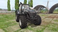 Massey Ferguson 8727 v5.0 for Farming Simulator 2017