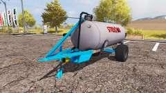 Streumix tank liquid manure for Farming Simulator 2013