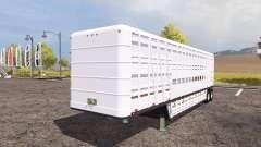 Old cattle trailer v1.1