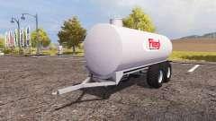 Fliegl tank liquid manure