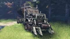 KrAZ 255 Mad Max
