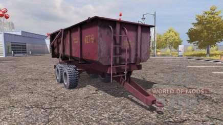 PST 9 v2.0 for Farming Simulator 2013